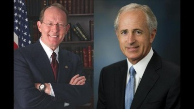 Sens. Corker and Alexander: the NRA's Bitches